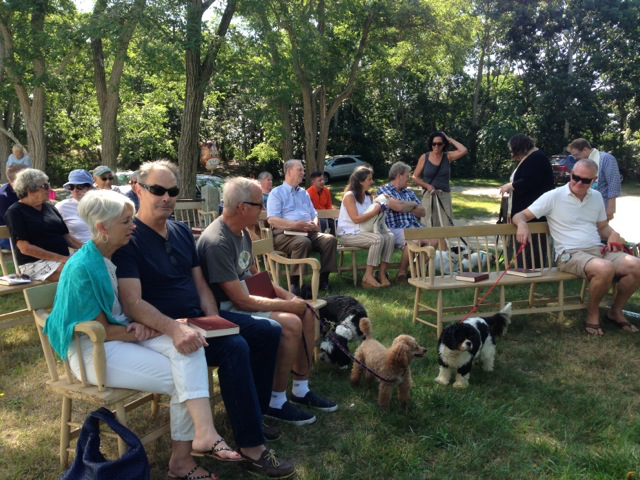 blessing of animals congregation 2014