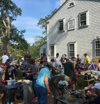 Church Yard Sale – Sat. August 12, 2017